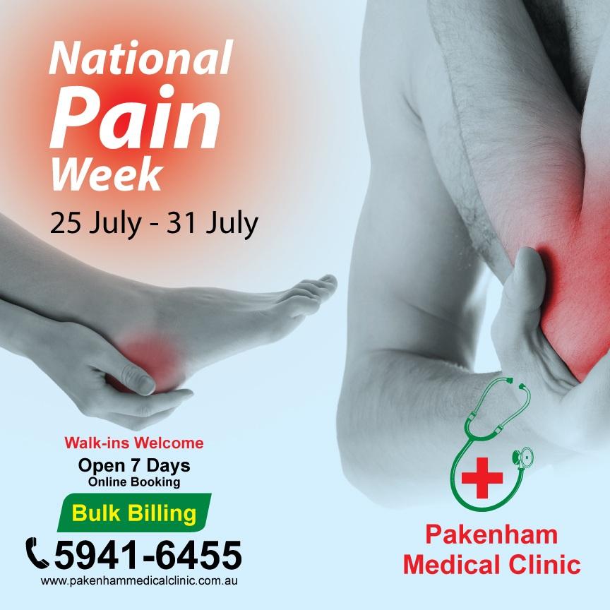 National Pain Week